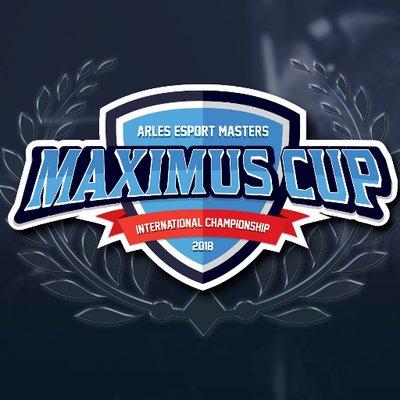 MAXIMUS CUP : L'ÉVÉNEMENT ESPORT EN FRANCE 1 & 2 Déc – ARLES